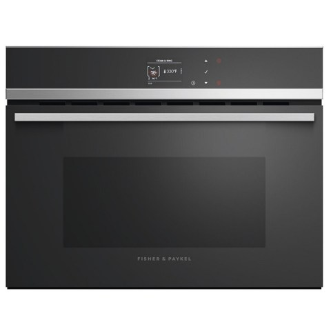 Fisher & Paykel 60cm Built-In Combination Steam Oven OS60NDB1