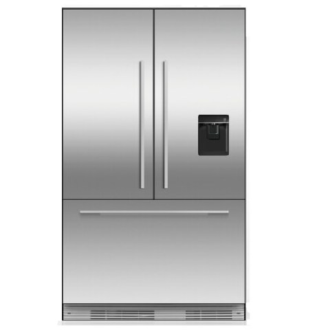 Fisher & Paykel 90cm ActiveSmart Built-in Fridge Freezer with Ice & Water RS90AU1