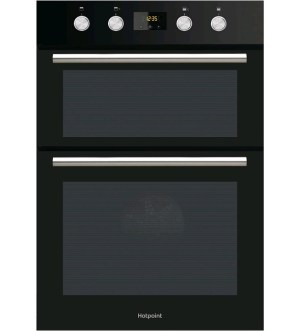Hotpoint Built-in Double Oven DD2844CBL