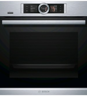 Bosch Built-in Stainless Steel Electric Oven HBG6764S6B