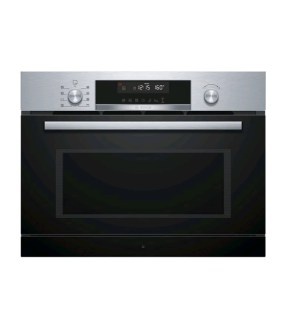 Bosch Built-in 45cm Compact Microwave with Steam Function CPA565GS0B