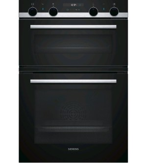Siemens iQ500 Built-in Double Oven Stainless Steel MB535A0S0B