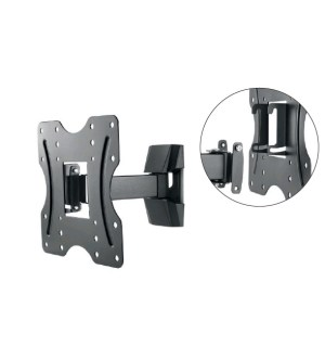 iTech Full Motion Single Arm Bracket 23″to 42″ LCD522B