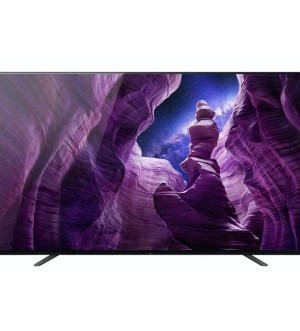 Sony 55″OLED 4K Ultra HDR Android TV   KD55A8BU