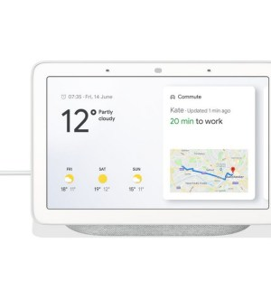 Google Nest Hub Smart Display | Chalk | GA00516-GB