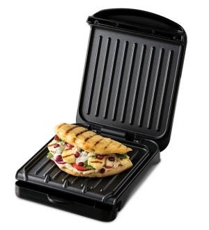 George Foreman Fit Grill Black Small 25800