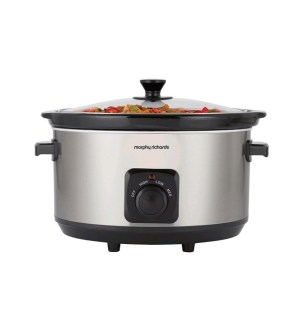Morphy Richards Slow Cooker Ceramic 6.5L | 461013