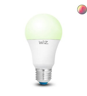 WiZ Warm White A60 Screw E27 Smart Bulb | 94-WZ20026011