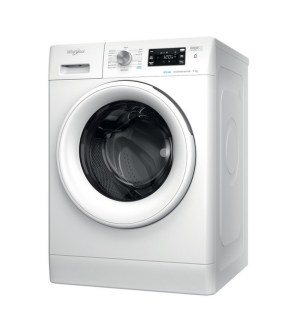 Whirlpool 6th Sense Freshcare 7kg 1400 Spin Washing Machine| White | FFB 7438 WV UK