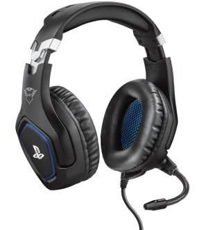 Trust GXT 488 Forze PS4 Gaming Headset Black T23530