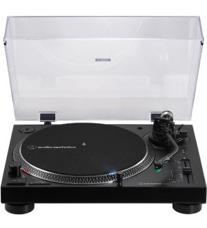 Audio Technica Turntable with USB and Bluetooth | ATLP120XBTUSBBK