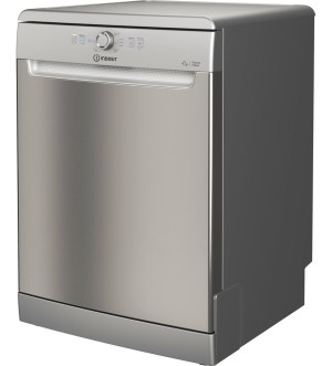 Indesit Dishwasher Stainless Steel | DFE 1B19 X UK