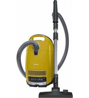 Miele Complete C3 Allergy PowerLine 890W Bagged Vacuum Cleaner | Curry Yellow