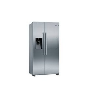Bosch Serie | 6 American Fridge Freezer | No Frost | Stainless Steel | KAG93AIEPG