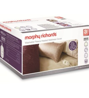 Morphy Richards Single Heated Mattress Cover | 620011