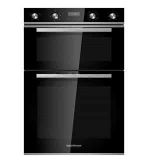 Nordmende Stainless Steel Double Oven | DOIC425IX