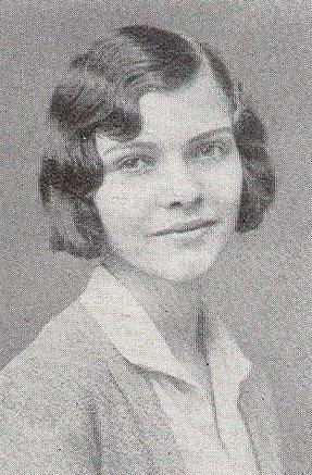 Mansfield Tioga County Pennsylvania  Mansfield High School Graduates 1930