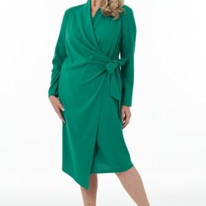 Jade Wrap Dress