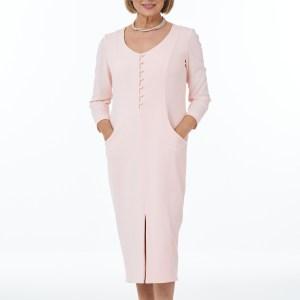 Pink OBE Signature dress