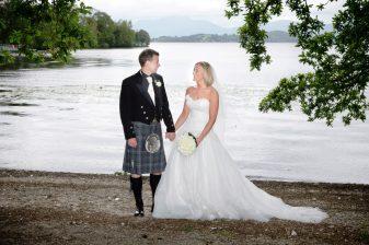 Joyce Young Bride Laura Kerr