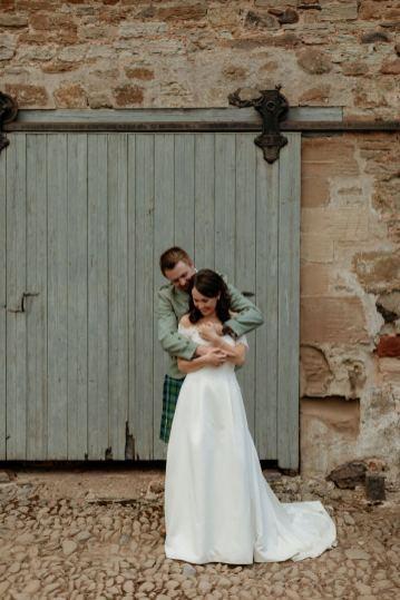 Sally and Ferguson Wedding