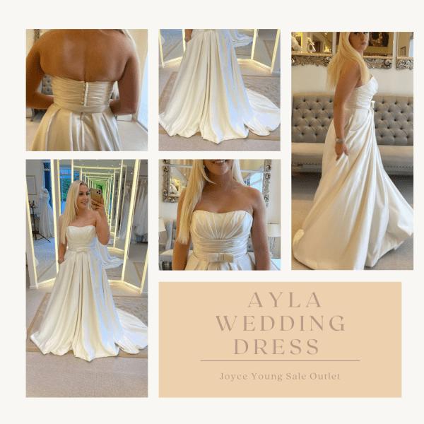 Ayla Sale Wedding Dress