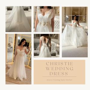 Christie Sale Wedding Dress