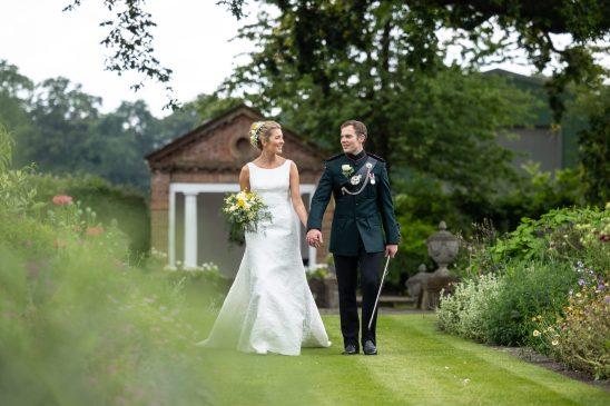 Melanie and James Wedding