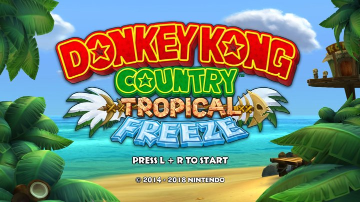 Nintendo Download, May 3, 2018 Time to Get Funky With Tropical Freeze
