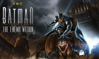 Batman: The Enemy Within is out on Switch: Requires 11.6 GB of storage.