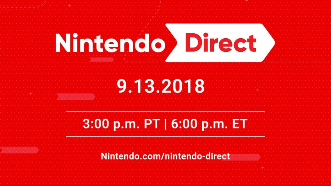 Last Week's Nintendo Direct Officially Rescheduled for Tomorrow at 6:00pm; Still 35 minutes long Well, that was sooner than I had expected and predicted.