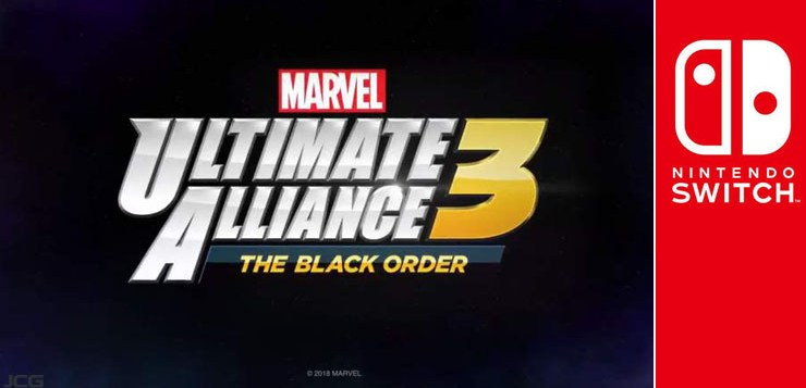 Marvel Ultimate Alliance 3: The Black Order Announced At The Game Awards
