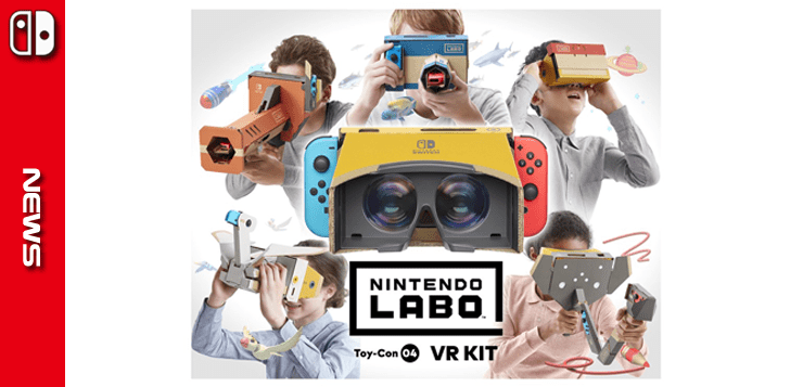 Is VR Coming To Nintendo Switch?