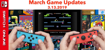 Nintendo Has Revealed March NES Games For Switch Online Subscribers