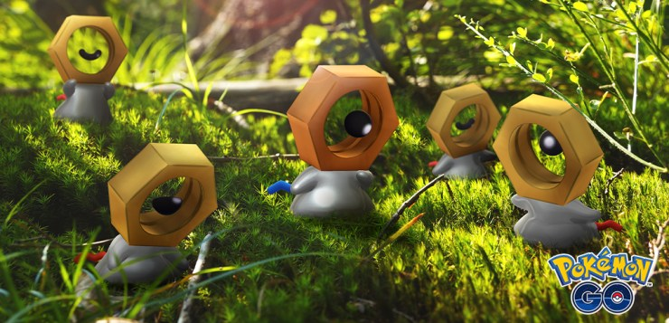 Shiny Meltan returns for a limited time!
