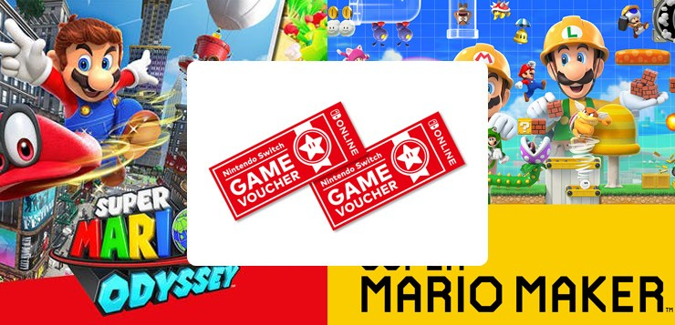 Nintendo Introduces Game Vouchers for Digital Games