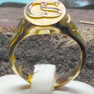 Sello de Oro Personalizado