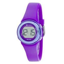 1147cc2e1dfb Reloj Marea Digital morado infantil