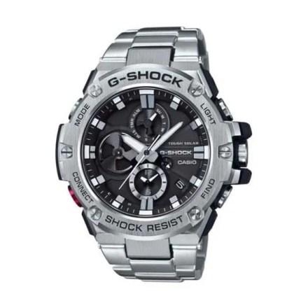 Reloj Casio GST-B100D-1AER de hombre NEW con caja y brazalete de acero G-SHOCK Bluetooth 2017