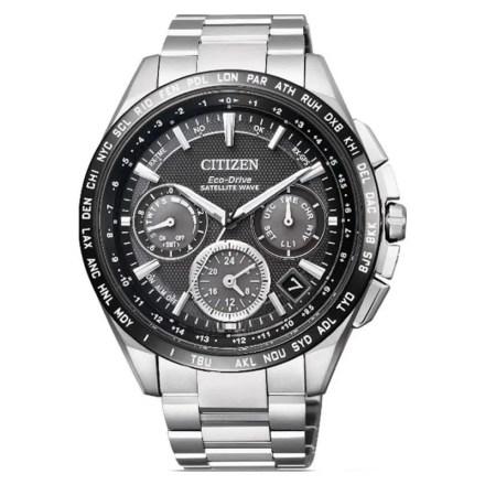 Reloj CItizen CC9015-54E de hombre NEW con caja y brazalete de super titanium Eco-Drive F900 Satelite GPS 2015