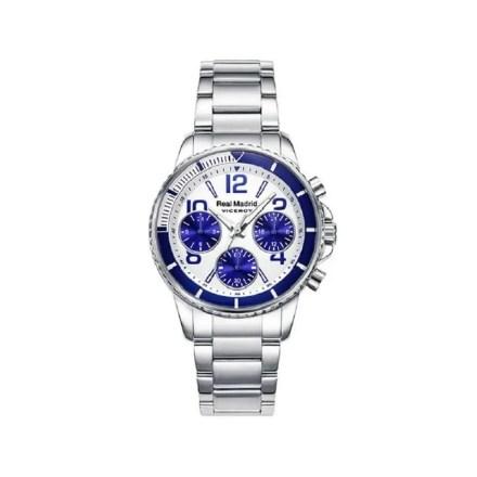Reloj Viceroy 42300-07 de kadete NEW con caja y brazalete de acero  Cronógrafo colección f0adaf0e663