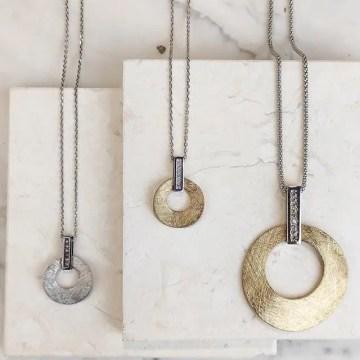colgantes de plata originales regalo Navidad