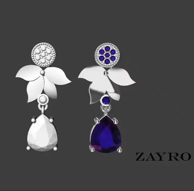 materiales diseño 3d joyas