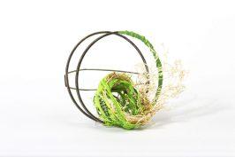 Mabel Pena - Naturaleza, nidos, Eterno presente II