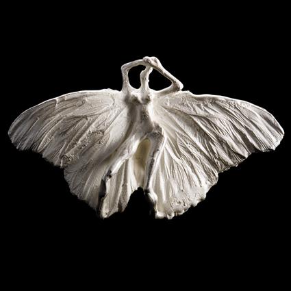 Mujer Mariposa