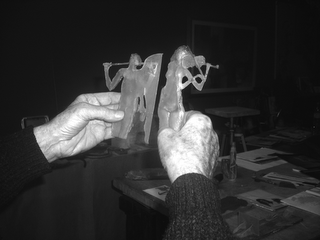 Seminario de modelado en cera y su aplicación a la fundición de metales, con Antonio Pujía