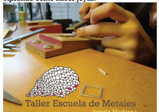 Taller de Metales, de Florencia Gargiulo