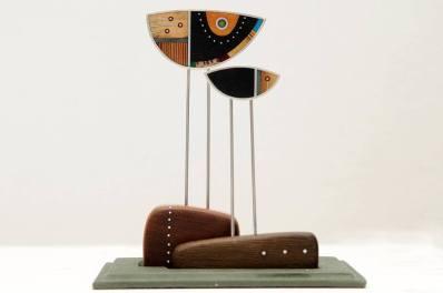 Cristian Roa - Primer Premio Joyería Contemporánea
