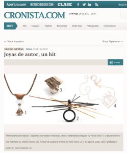 Diario El Cronista Comercial - 20/9/2013 - P1