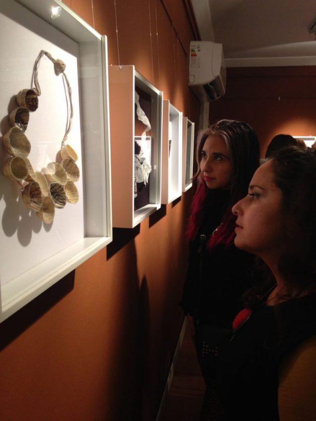 Vania Ruiz y Pamela de la Fuente